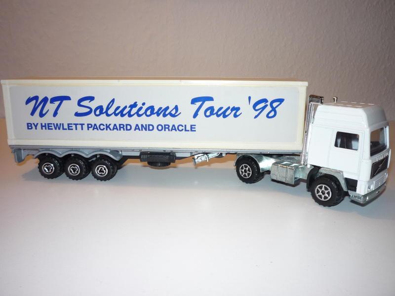 N°3055 Volvo Porte Container. 10053174qc