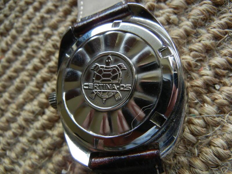 Uhrengehäuse verchromen