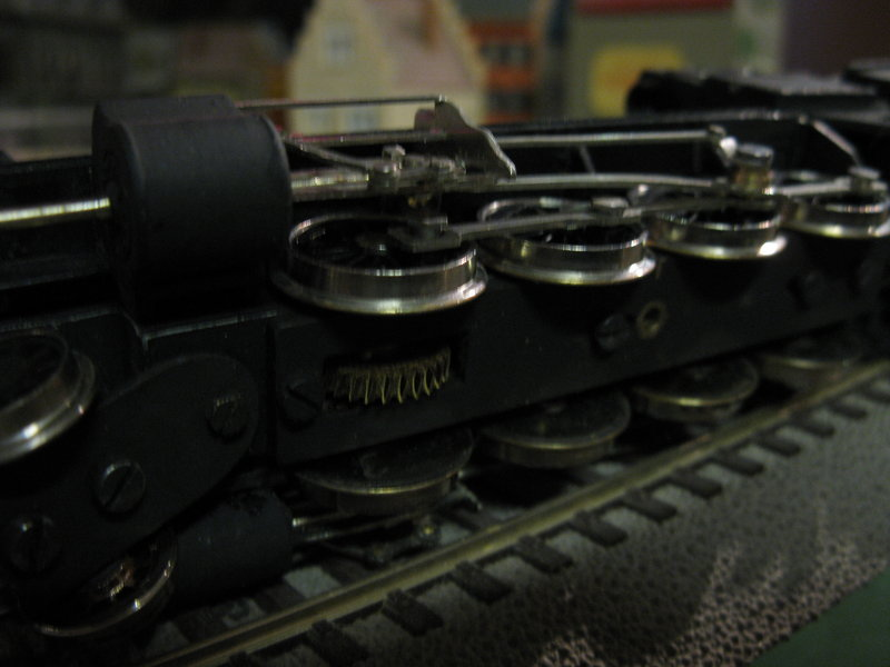 Vorserien Modell einer österr.Dampflok der Reihe 56 angeblich von Liliput 10127503cz