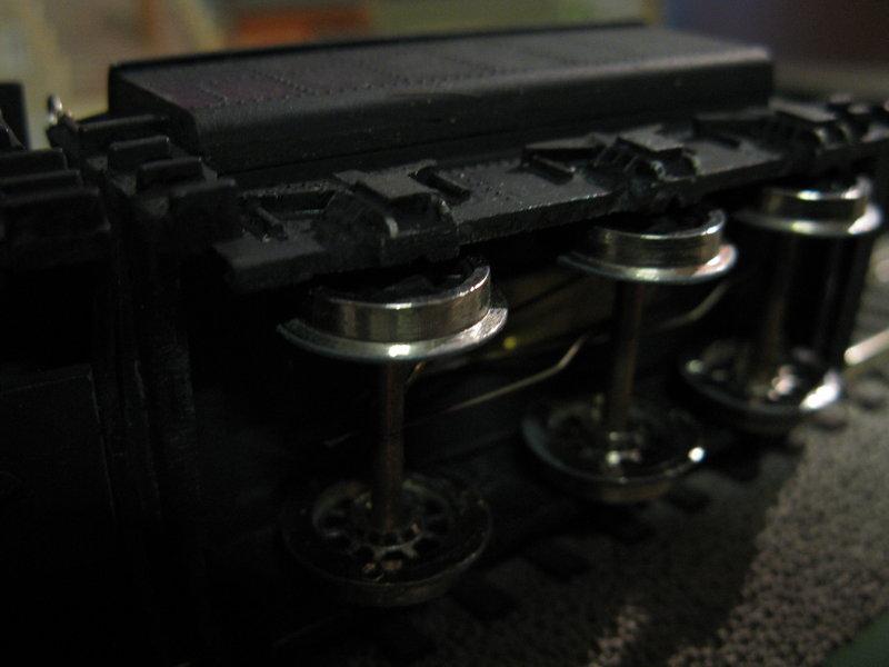 Vorserien Modell einer österr.Dampflok der Reihe 56 angeblich von Liliput 10127603yo