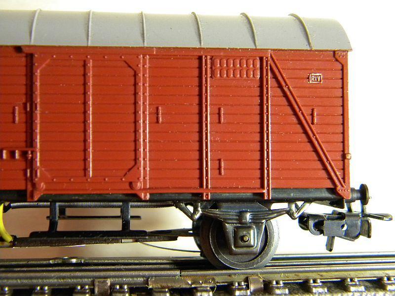 Gedeckter Güterwagen Gmh 39 der DB - Märklin #4506 10148761jo