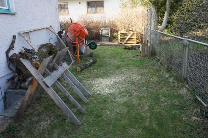 Ecken die man niemand zeigt seite 4 for Gartengestaltung nordseite