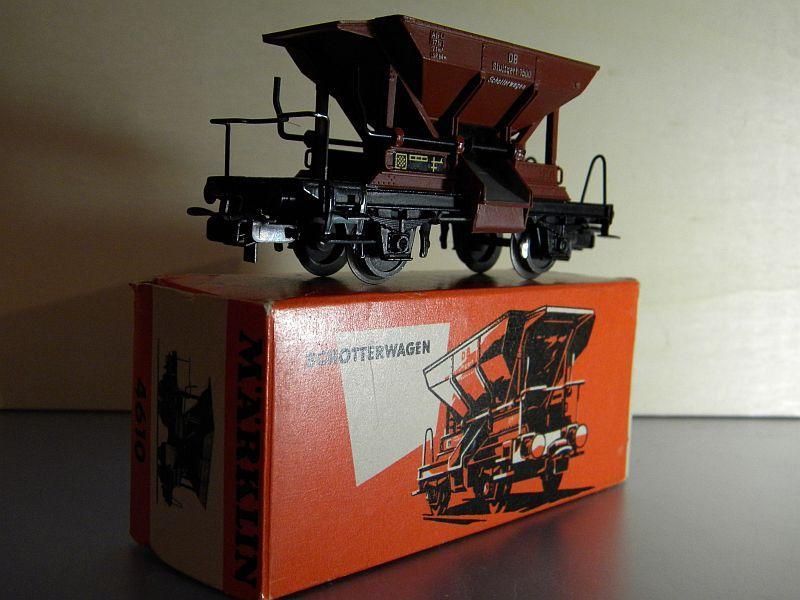 Schotterwagen der DB, Typ Talbot,  Märklin #4610 10218347rn