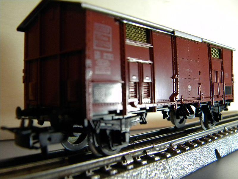 Gedeckter Güterwagen der FS, 2 Achsen, Märklin #4550 10218526ye