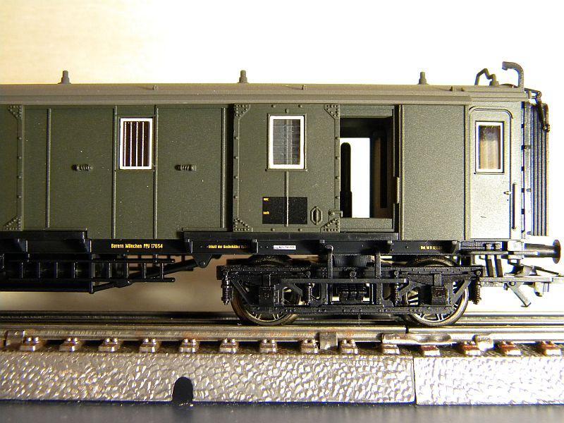 Bayrischer Gepäckwagen 10219199ew