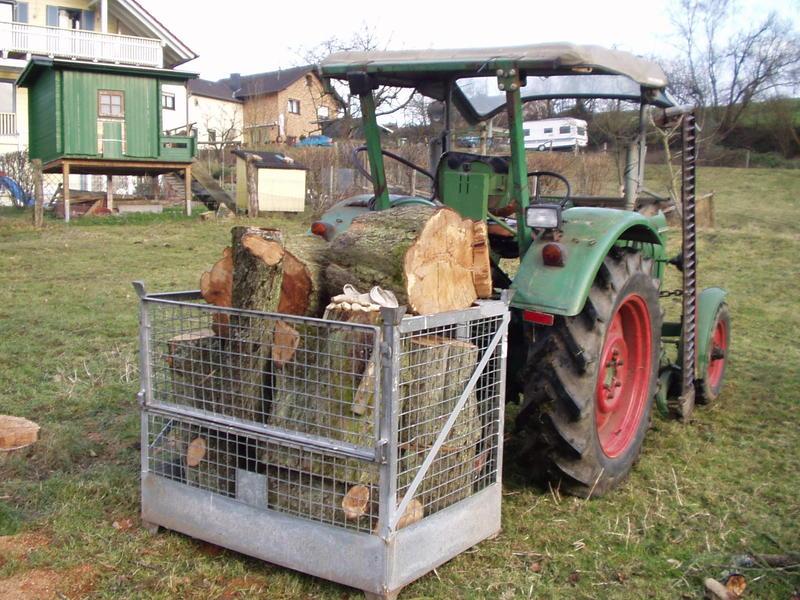 gitterbox kiste f r traktor motors gen portal. Black Bedroom Furniture Sets. Home Design Ideas