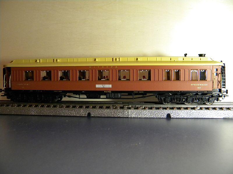 Bayerischer Speisewagen 10261932wq