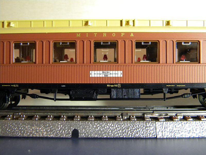 Bayerischer Speisewagen 10261933zu