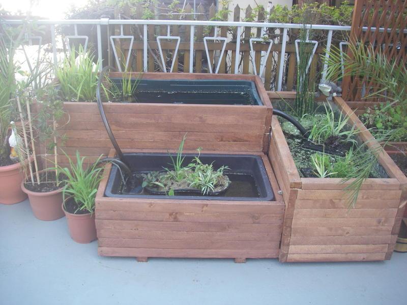 hochteich selber bauen teichbau wassergarten green24 pictures. Black Bedroom Furniture Sets. Home Design Ideas