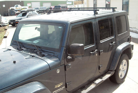 Hard Top Canoe Jeep Wrangler Forum