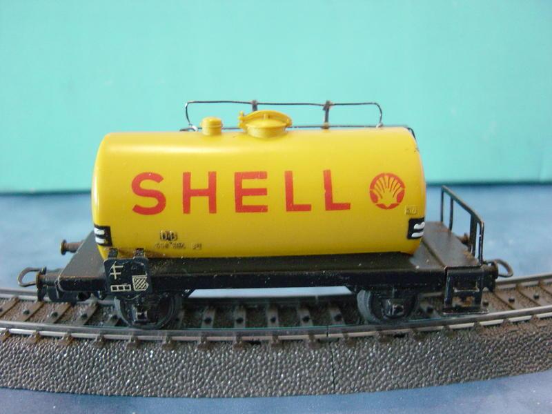 """""""Shell"""" - Kesselwagen (Art.Nr. 304 S) 10339231ll"""