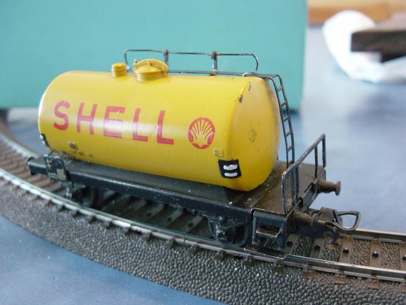 """Shell"" - Kesselwagen (Art.Nr. 304 S) 10339254jv"