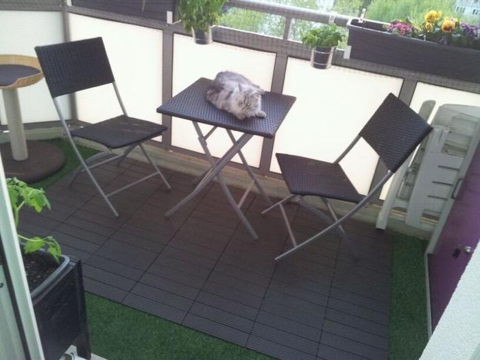 kunstrasen teppich balkon ht11 hitoiro. Black Bedroom Furniture Sets. Home Design Ideas