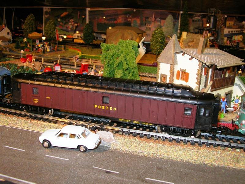 Jouef CIWL Wagen 10379264yq