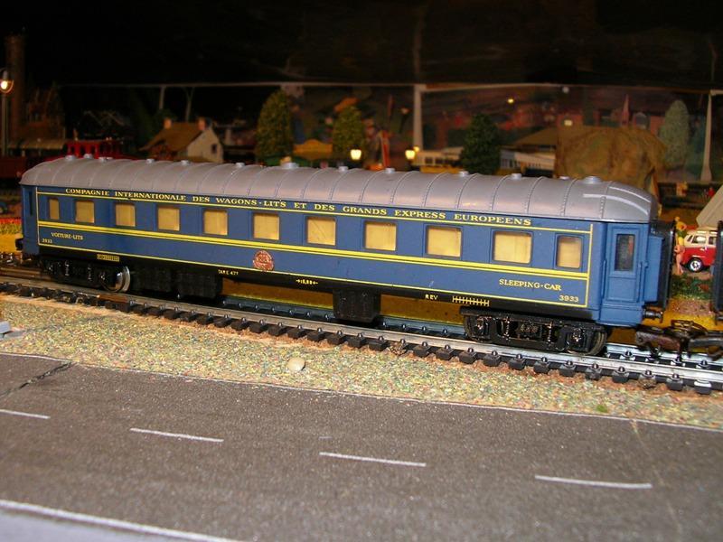 Jouef CIWL Wagen 10379269oe