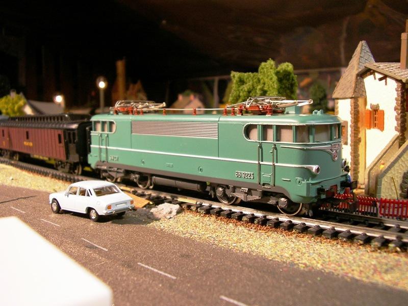 Jouef CIWL Wagen 10379354ga