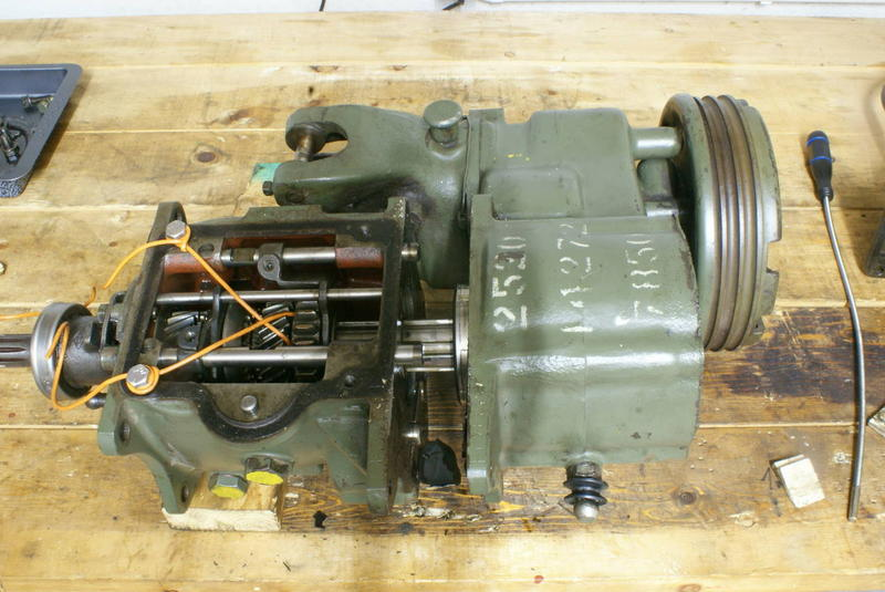 willys jeep transfer case rebuild