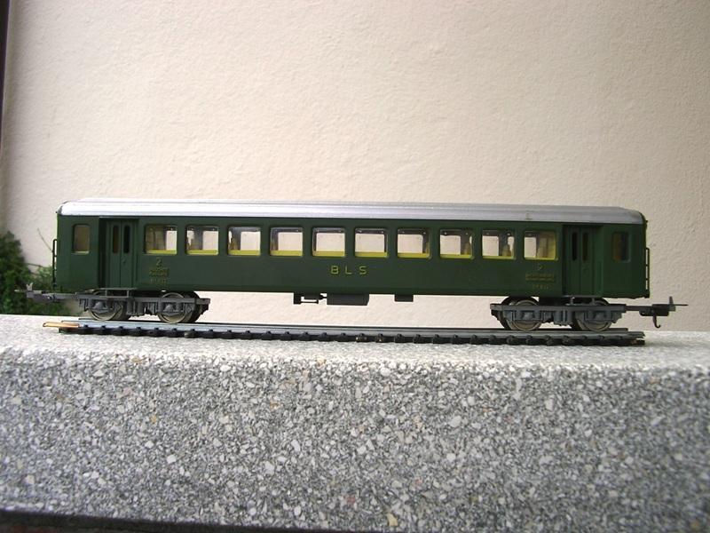 Kleinbahn Bastlerkonvolut 10451868hs