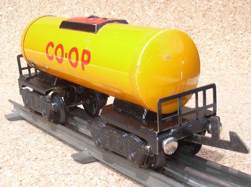 COOP - Kesselwagen von Distler Spur 0 (Drehstrom) 10492982oe