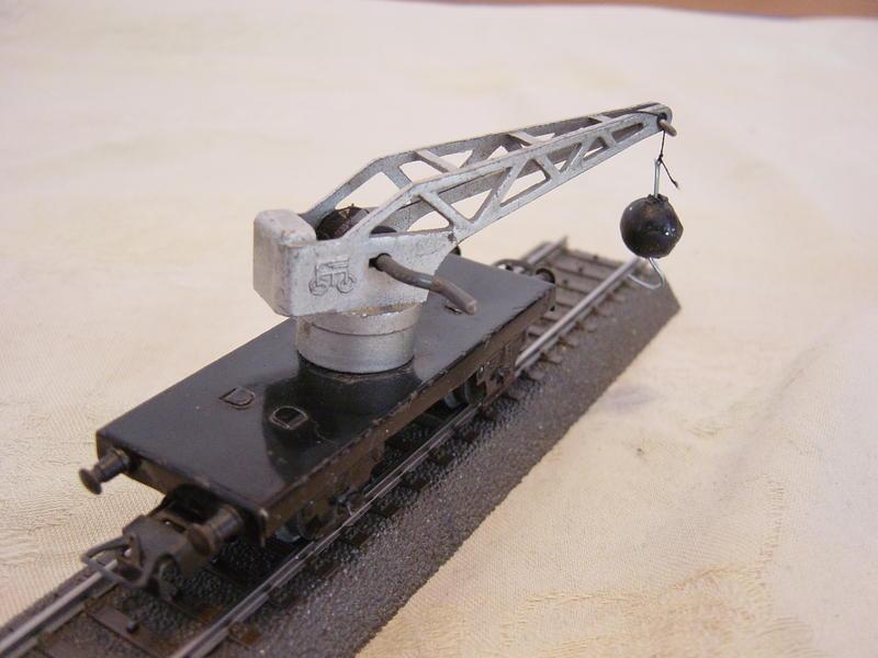 Kranwagen (Art.Nr. 366 NK/9) 10524640gc