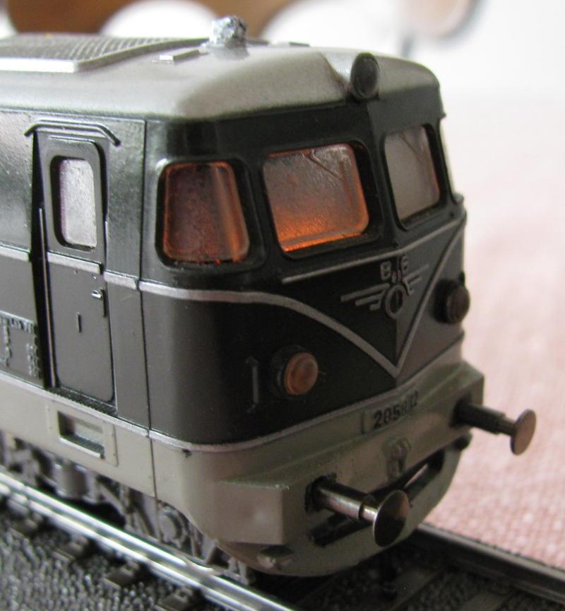 Kleinbahn Ae 6/6 11404 SBB 10579023zs