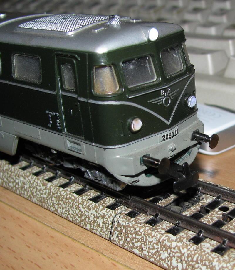 Kleinbahn Ae 6/6 11404 SBB 10579025fh