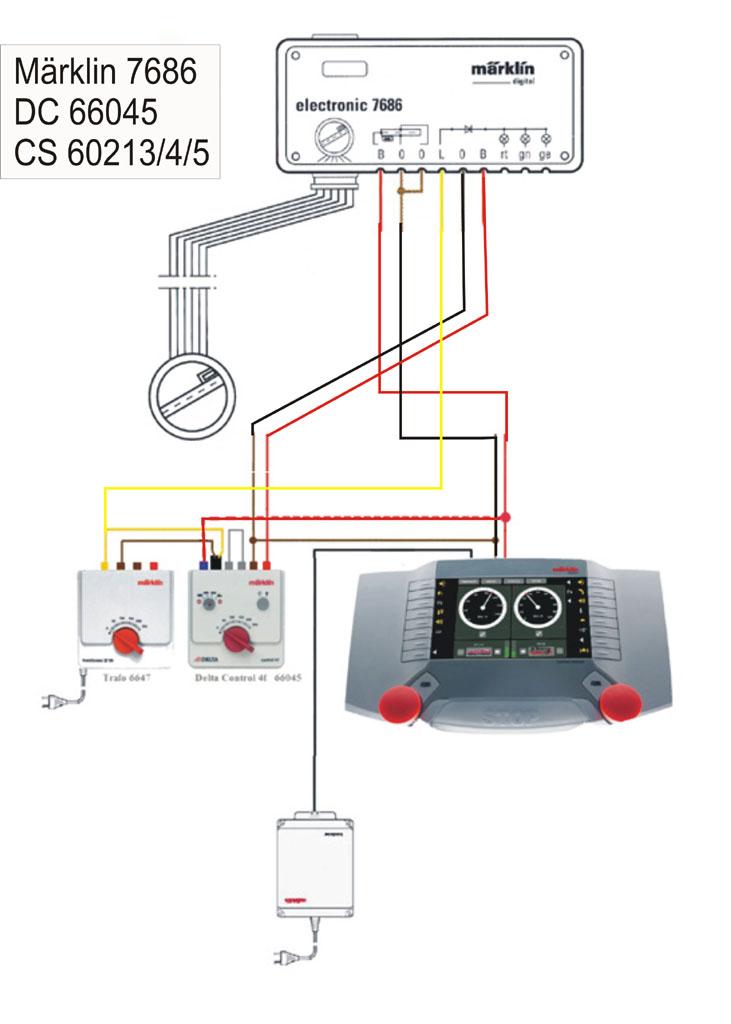 gemeinsame Masse: CS2, Delta 4F Booster und Lichttrafo ? - Stummis ...
