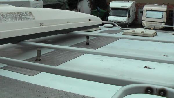 wozu eigentlich die dachreling beim hobby 560 kmfe hobby. Black Bedroom Furniture Sets. Home Design Ideas