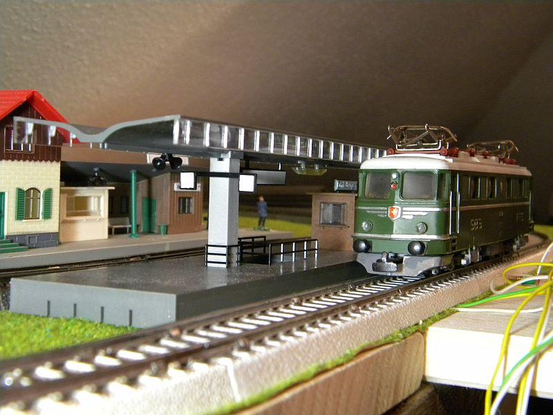 Kleinbahn Ae 6/6 11404 SBB 10599275in