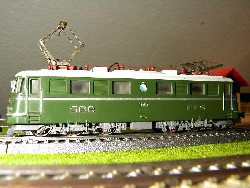 Kleinbahn Ae 6/6 11404 SBB 10599276ag
