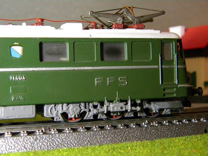 Kleinbahn Ae 6/6 11404 SBB 10599278sy