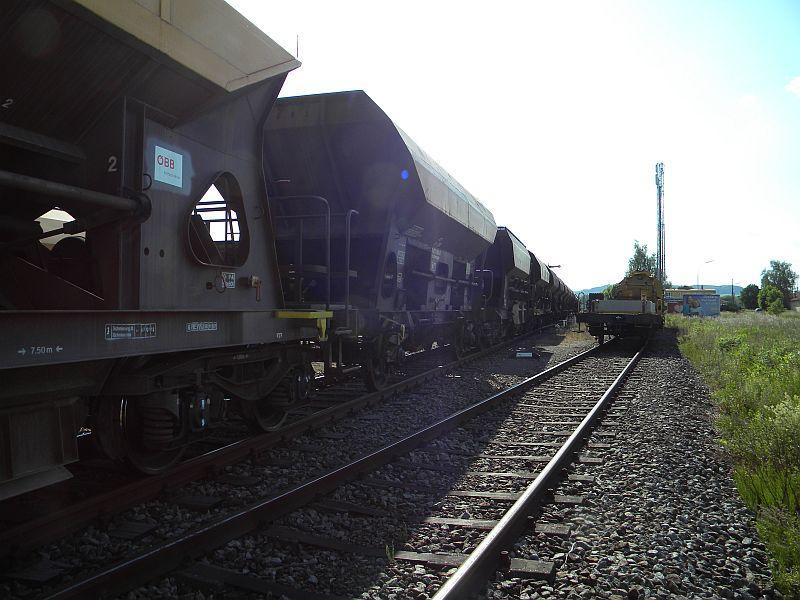 Bahnhof Braunau am Inn: Gleisgroßbaustelle 10607876up