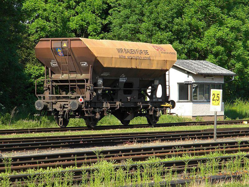 Bahnhof Braunau am Inn: Gleisgroßbaustelle 10608010my