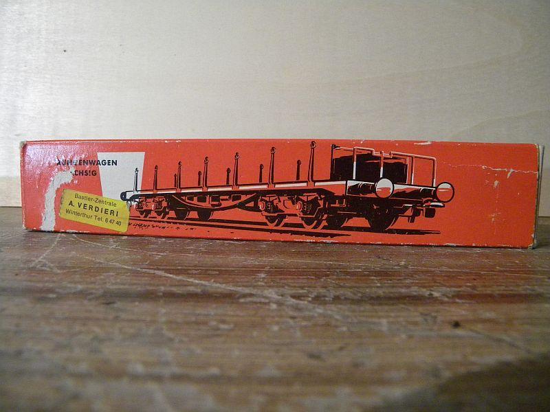 Märklin 4516 / Märklin 392C: Rungenwagen, schwarz 10628524ld