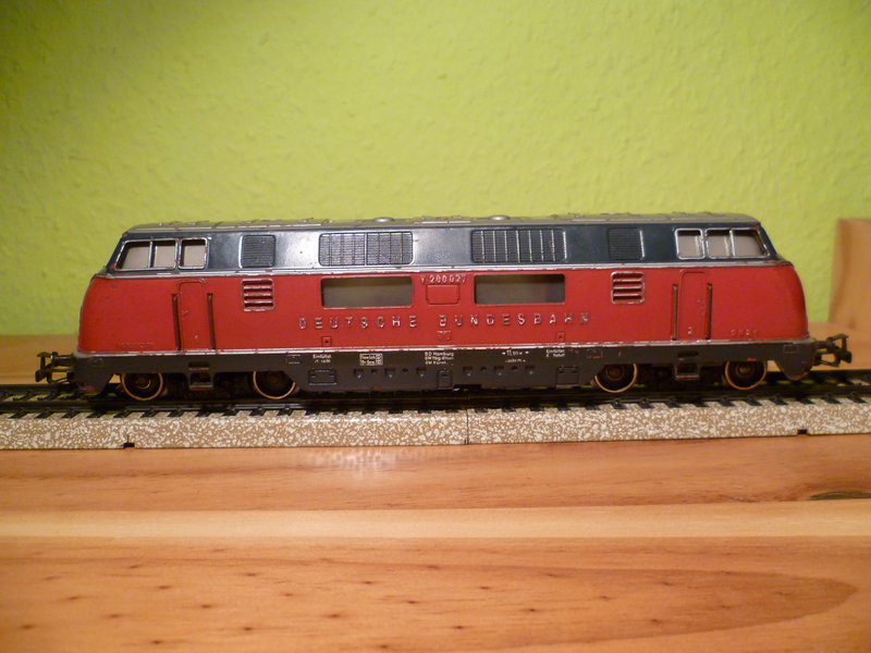 Märklin 4516 / Märklin 392C: Rungenwagen, schwarz 10640676ao