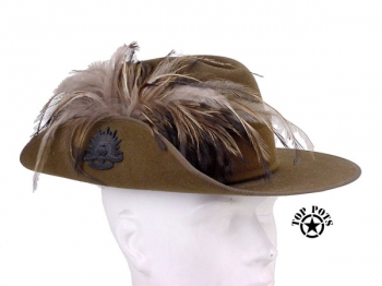 Bersaglieri Hats (The ones with feathers!) 88fa36eaa7e1