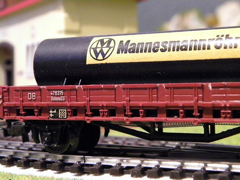 Niederbordwagen Rmms 33 der DB - Märklin-Nummer 4616 10714508ip