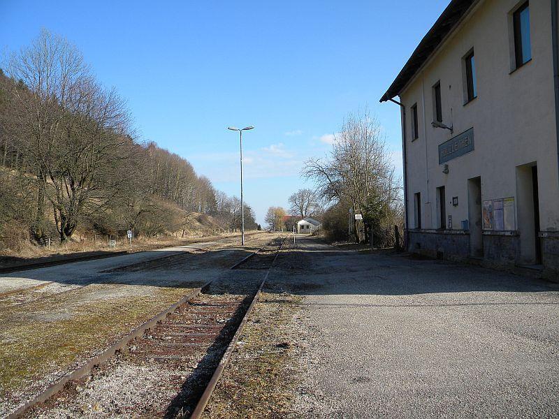Holzleithen Bahnhof 10737942kh