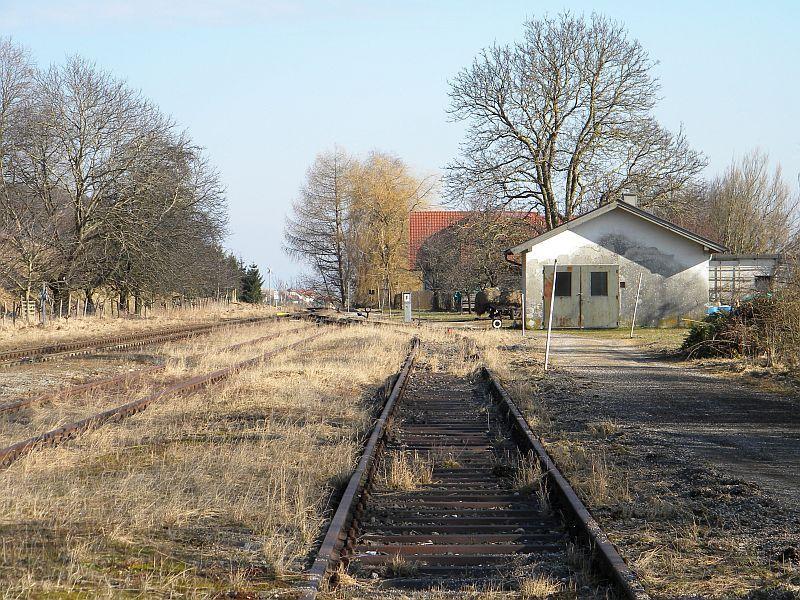 Holzleithen Bahnhof 10737946kt