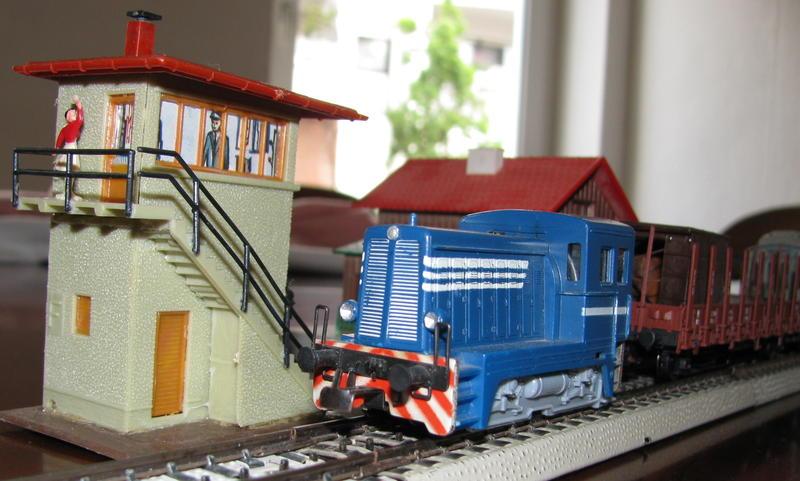 Überführung ins Eisenbahn-Museum 10785560ce