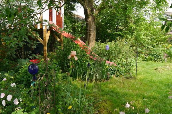 Es Wäre Ja Interessant, Wenn Du Uns Ein Bild Deines Gartens Schicken  Würdest. Da Kann Man Sich Die Derzeitige Situation Besser Vorstellen Und  Weitere ...