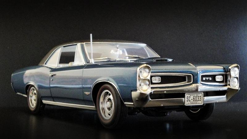 39 66 pontiac gto modelcarforum. Black Bedroom Furniture Sets. Home Design Ideas