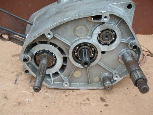 Puch Cobra - Motor Prototipo 10837050cr