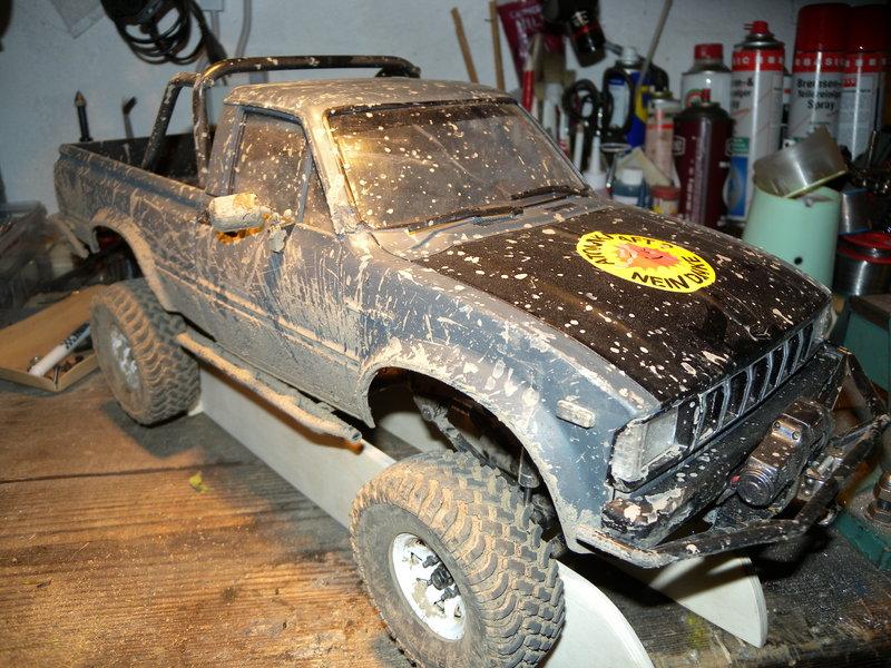Trailfinder 2 von RC4WD - RC Modellbau Forum RCSky