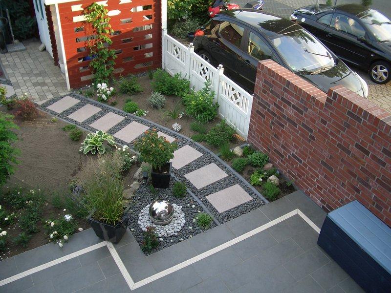 Image - Vorgarten mit steinen gestalten ...