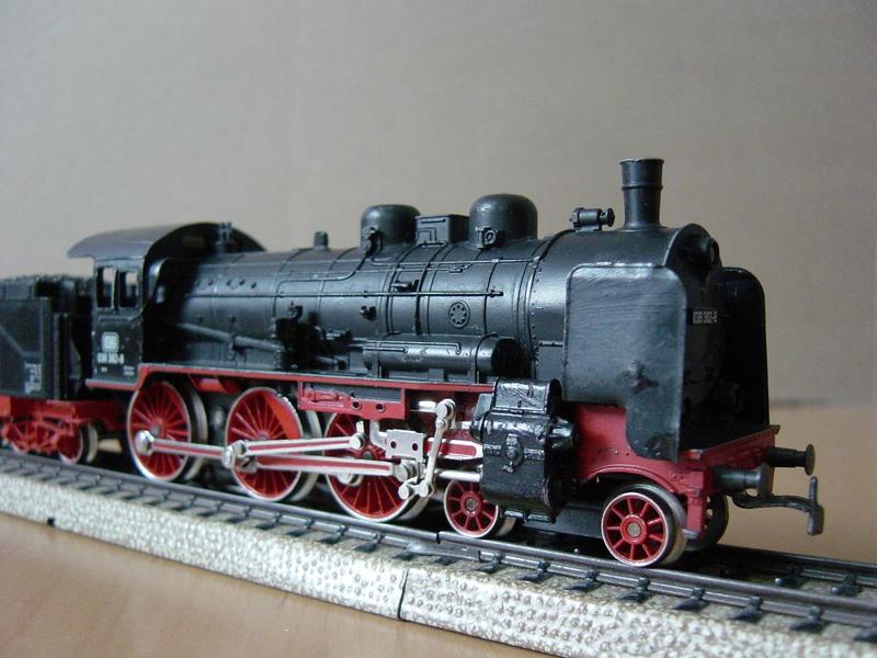 Baureihe 38 DB 10931933jh