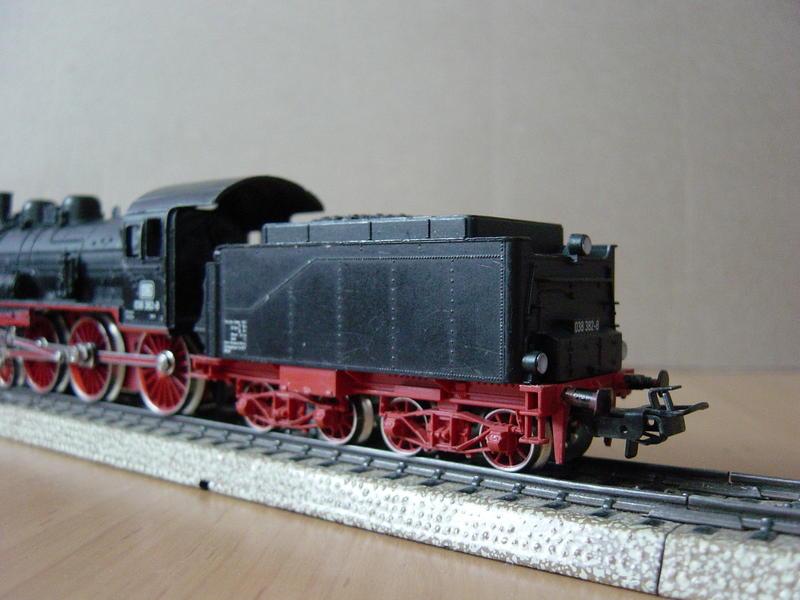 Baureihe 38 DB 10931942zm