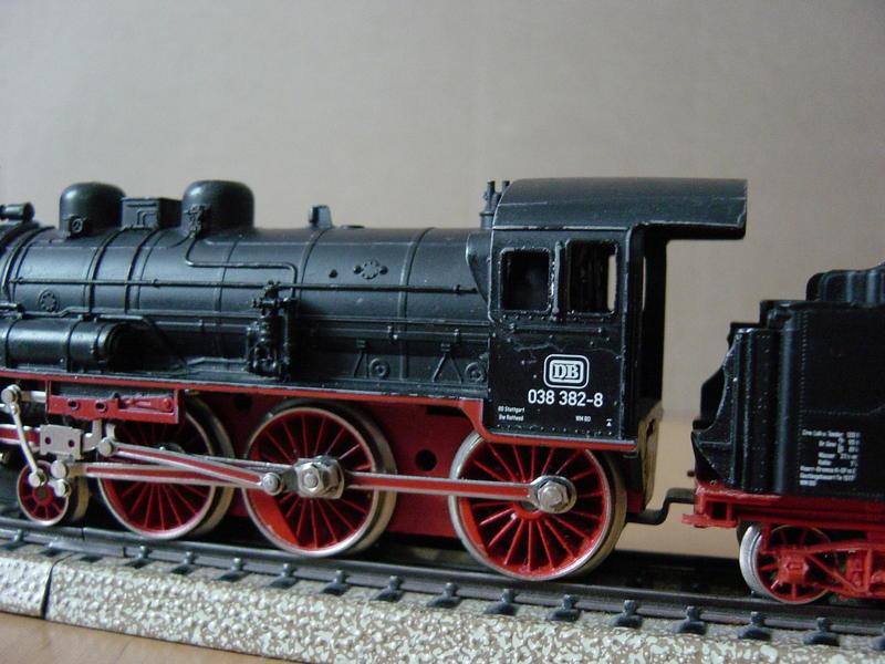 Baureihe 38 DB 10931968ri