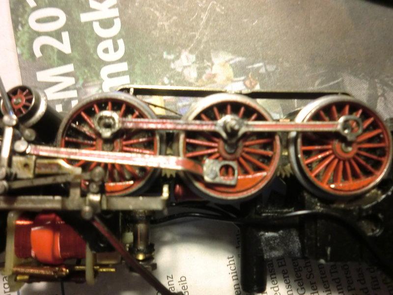 Digitalisierung von Märklin-Loks mit kleinem Scheibenkollektor 11016023qa