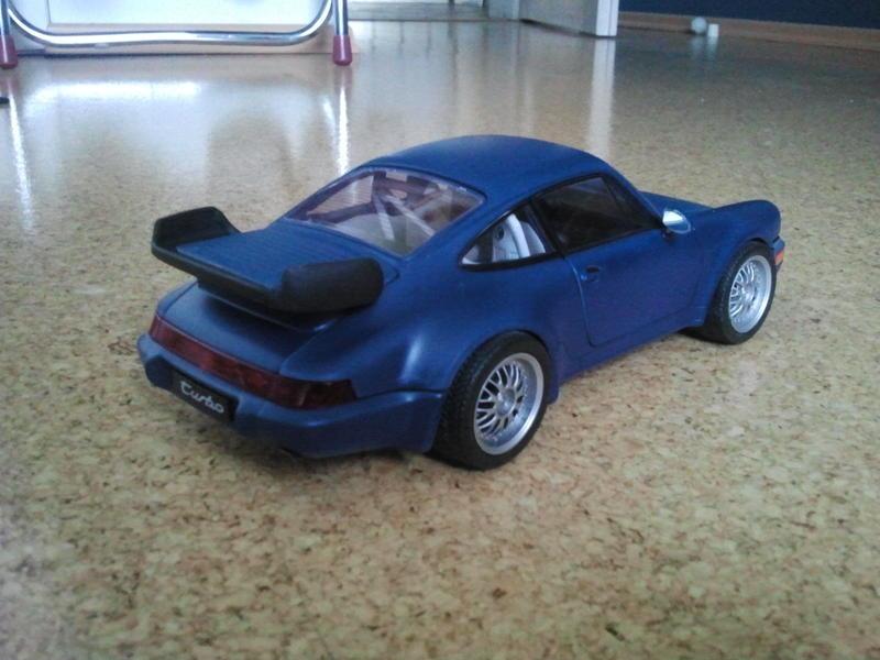 Porsche 964 Umbau  Seite 2  Modelcarforum